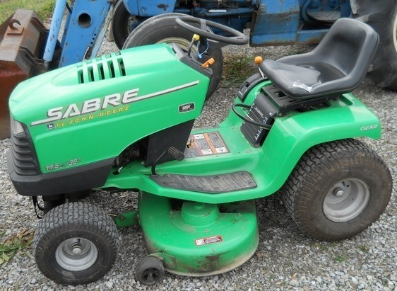 John Deere Sabre >> John Deere Sabre Yard Tractors 1842gv 1842hv Technical Repair Manual Tm 1740
