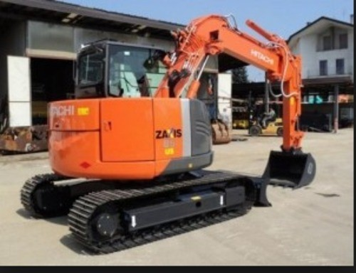 Hitachi Hydraulic Excavator Technical Workshop Manual ZX 85USBLC-3
