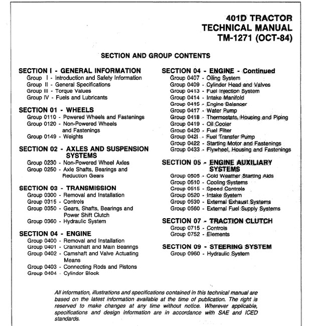 John Deere 410D Tractor Technical Manual TM-1271 on hydraulic motor diagram, ford jubilee tractor hydraulic diagram, hydraulic valve diagrams, hydraulic valve schematics, hydraulic wiring diagram, hydraulic project diagram, 404 international tractor hydraulic diagram, hydraulic steering diagram, hydraulic power diagram, block diagram, hydraulic cylinder diagram, hydraulic system diagram, wet sprinkler system pipe diagram, hydraulic press diagram, hydraulic control diagram, forklift hydraulic diagram, hydraulic logic diagram, hydraulic flow diagram, farmall hydraulic diagram, hydraulic pump diagram,