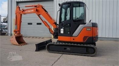 Hitachi Hydraulic Excavator Technical Workshop Manual ZX60USB-3 & 3F