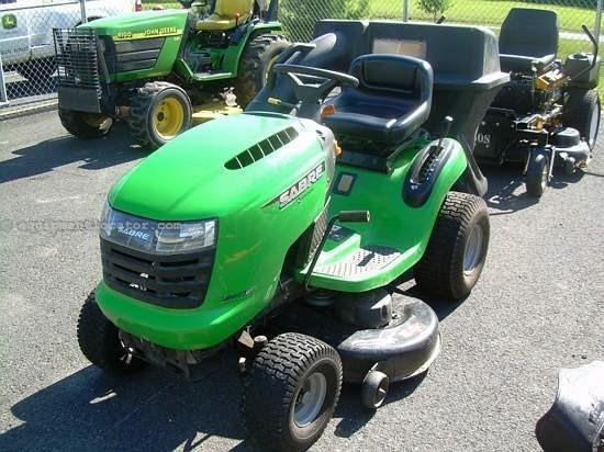 John Deere Sabre Lawn Tractor 14542GS, 1642HS and 17542HS Technical Repair Manual
