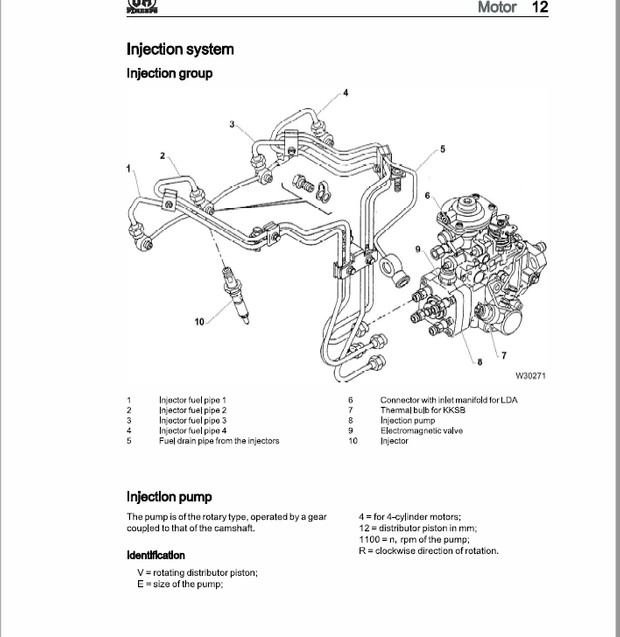 OM Pimespo XD40, XD45 and XD50 Forklift Workshop Manual