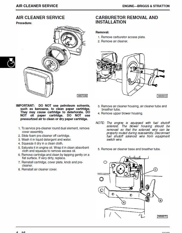 John Deere LTR155, LTR166 and LTR180 Lawn Tractors Technical Manual on john deere 145 wiring-diagram, john deere 322 wiring-diagram, john deere 180 ignition system, john deere 180 saftey switches, john deere 345 wiring-diagram, john deere 185 wiring schematic, john deere electrical diagrams, allis chalmers 180 wiring diagram, john deere 180 serial number, john deere 180 parts diagram, john deere tractor wiring, john deere z225 wiring-diagram, john deere 180 brake pads, john deere m wiring-diagram, john deere 4010 wiring-diagram, john deere 1020 wiring-diagram, john deere 155c wiring-diagram, john deere 180 oil filter, john deere 3020 starter wiring, engine wiring diagram,