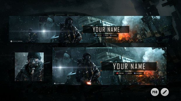 The Division | Revamp Template