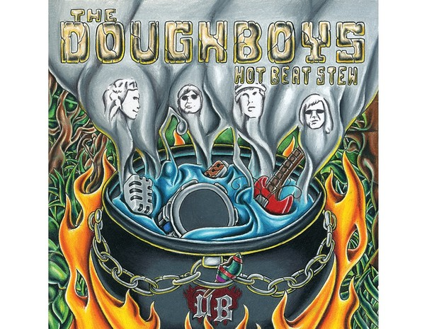 "The Doughboys  ""Hot Beat Stew"