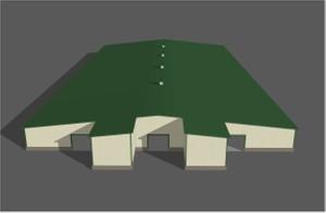 Potato Storage building