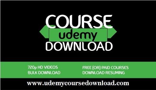 Udemy course downloader