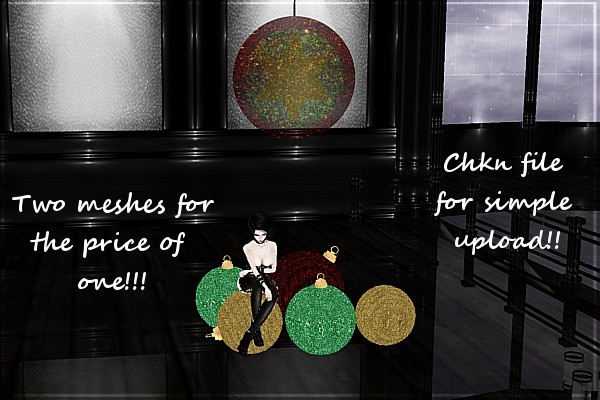 Holiday Deco Meshes!!