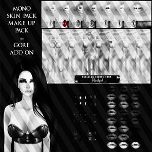 Mono Skin Set!