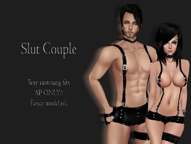 Slut Couple!