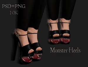 Monster Heels!!