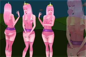 Bubblegum Princess Set!!