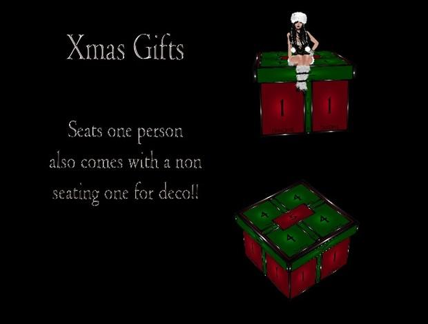 Xmas Gifts!