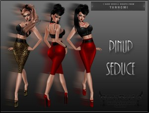 Pinup Seduce Bundle!!