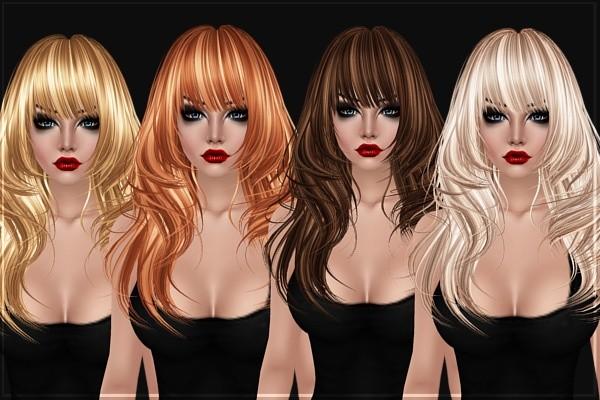 Blonde Hair Pack!