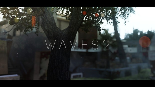 Waves2 with clips