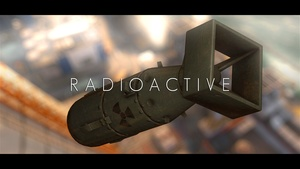 Radioactive with clips
