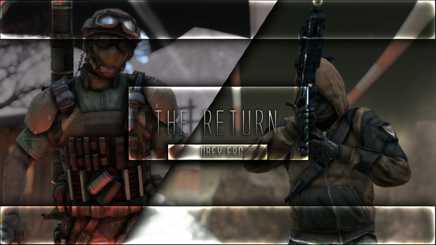 The Return. #ObeyERC (COMPLETE PACK)