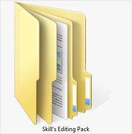 Skill's Editing Pack!!!