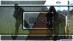 Colors. Project File