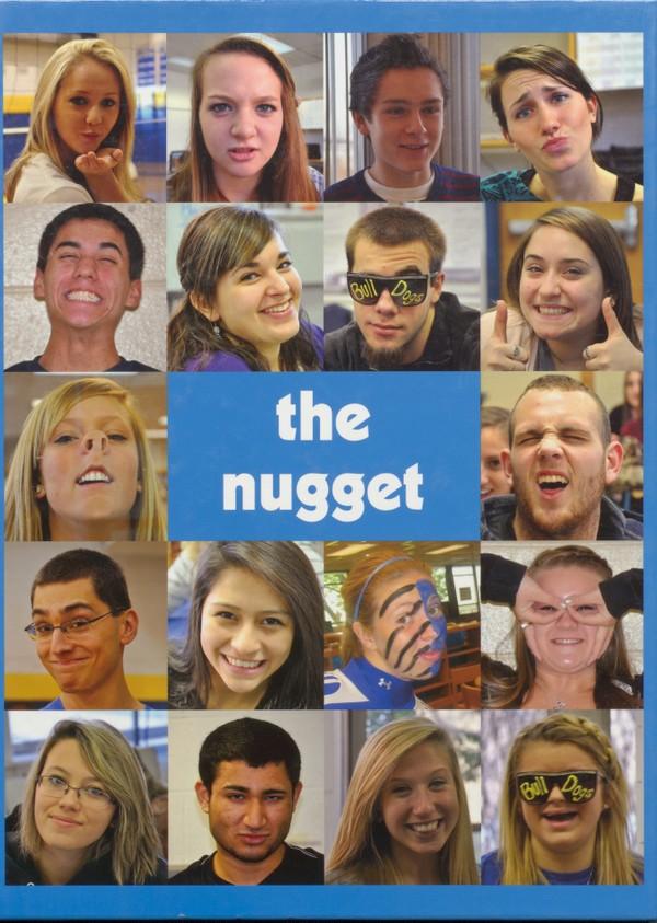 2012 Butler, N.J. High School Yearbook - Digital Download