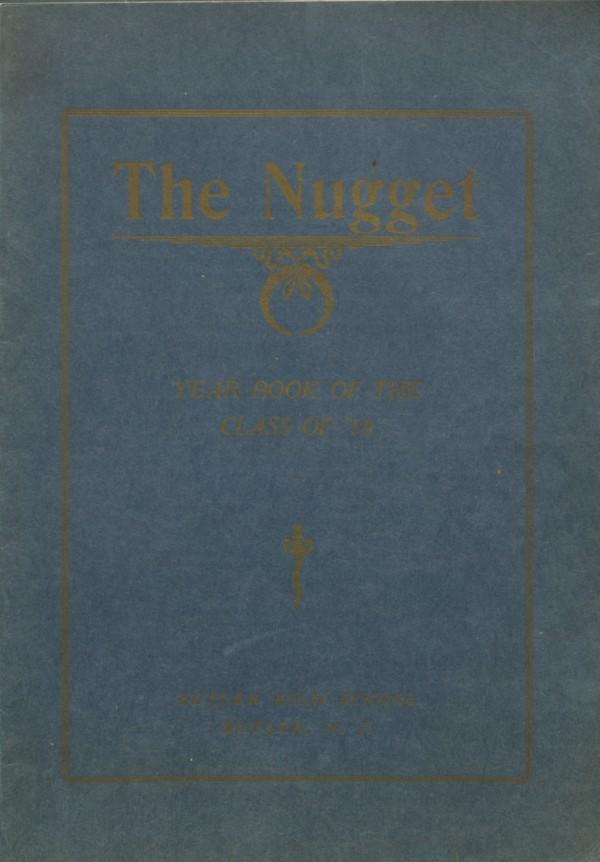 1918 Butler, N.J. High School Yearbook - Digital Download