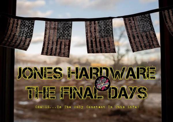 """Jones Hardware - Final Days"" - Silk City Films Digital Download"