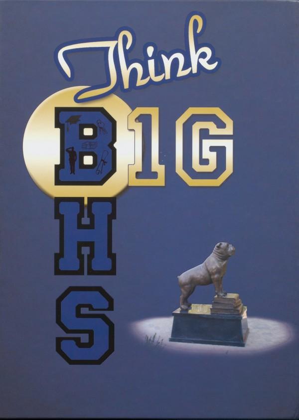 2016 Butler, N.J. High School Yearbook - Digital Download