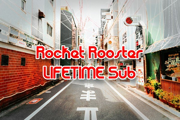 Rocket Rooster LIFETIME Sub (VIDEO)