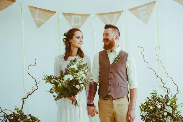 Rocket Rooster Wedding Looks