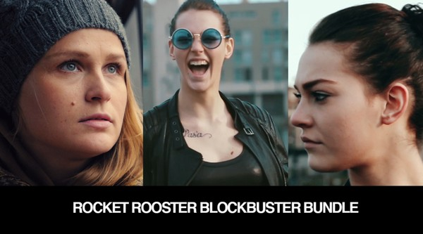 Rocket Rooster Blockbuster Bundle