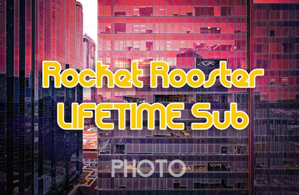 Rocket Rooster LIFETIME Sub (PHOTO)