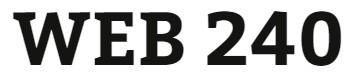 WEB 240 Week 1 Individual: HTML5 Basics