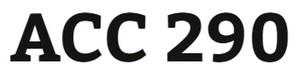 ACC 290 Week 2 Practice Quiz