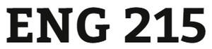ENG 215 Week 2 Annotated Bibliography