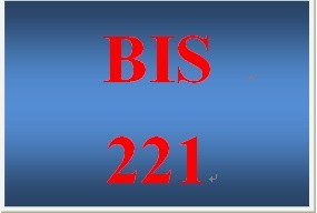 BIS 221 Week 3 participation Week 3 Electronic Reserve Readings
