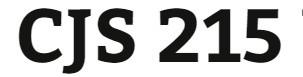CJS 215 Week 2 Biological Evidence Paper