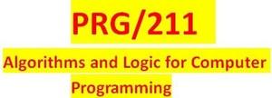 PRG 211 Week 4 Individual Visual Logic – Array Manipulation