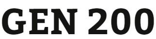 GEN 200 Week 2 Thesis Statement and Informal Outline