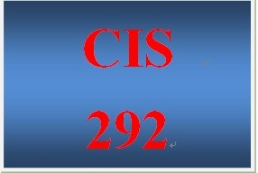 CIS 292 Week 1 Individual Operating Systems Comparison Exercise