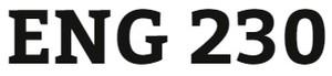 ENG 230 Week 5 Podcast Script
