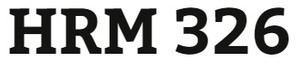 HRM 326 Week 2 Case Study
