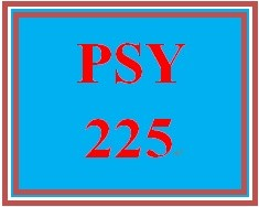 PSY 225 Week 5 Relationships Brochure
