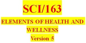 SCI 163 Week 3 Chronic Disease Resource Guide