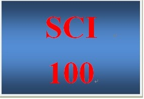 SCI 100 Week 1 Stress Survey