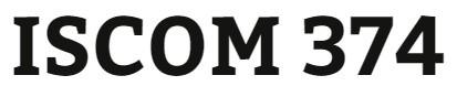ISCOM 374 Week 3 Warehousing