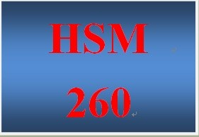 HSM 260 Week 2 Accrual Method