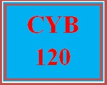 CYB 120 Week 4 Discussion Question: Security Controls