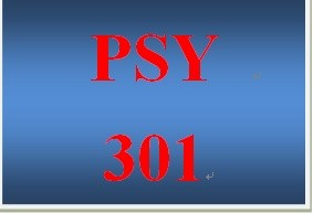 PSY 301 Week 2 Individual Development Plan