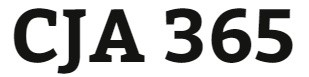 CJA 365 Entire Course